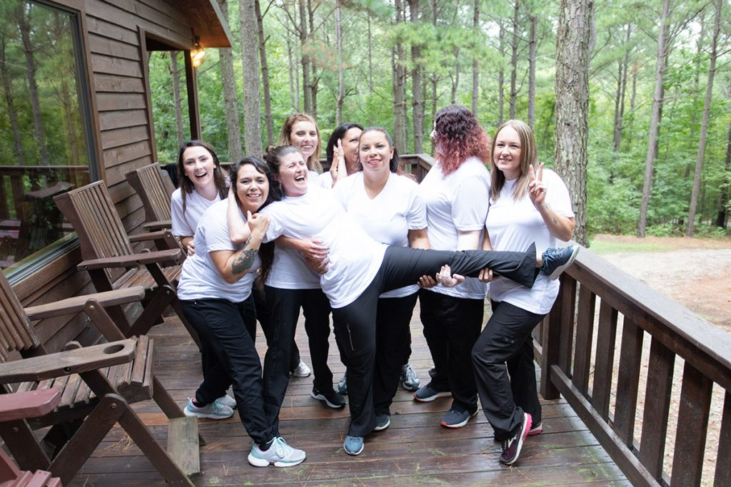 About Our Massages in Broken Bow Oklahoma-A Servants Hands